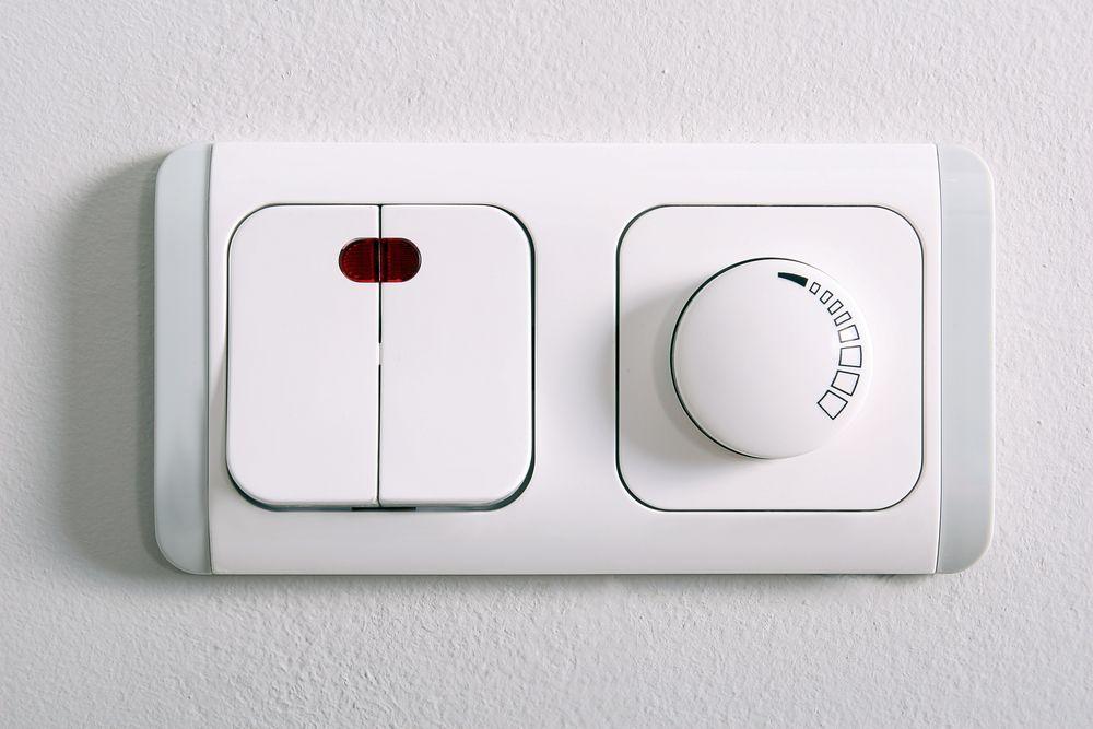 Диммер для регулировки интенсиности освещения