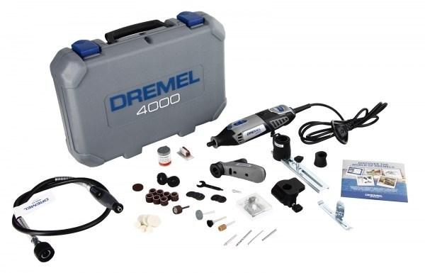 Инструменты Дремель: купить Dremel 4000