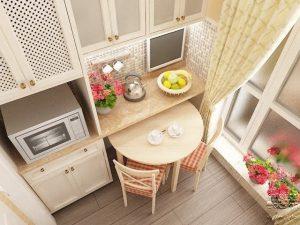 Как увеличить пространство на кухне для вещей