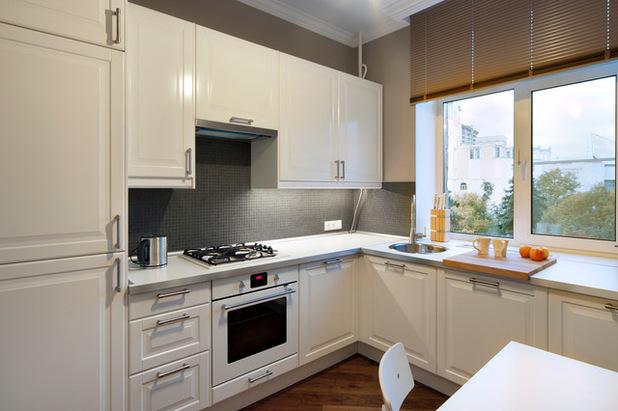 Перенос мойки на кухне — это перепланировка, которая порадует многих