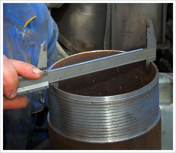 Диаметр трубы для обсадки скважины на даче