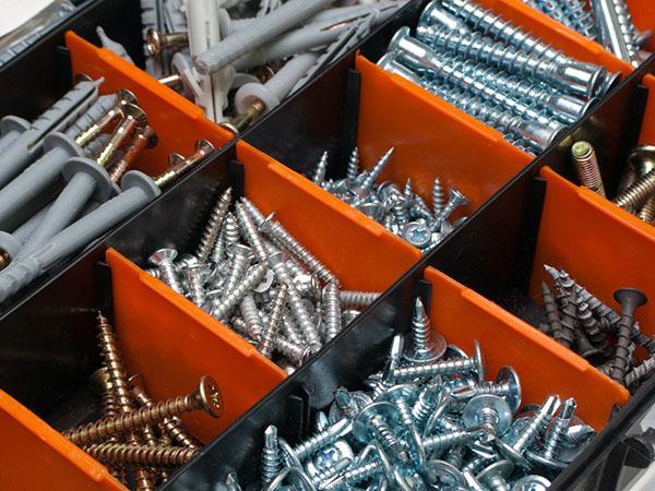 хранение инструментов в гараже