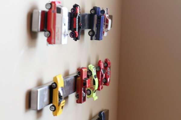 Магниты для хранения игрушек