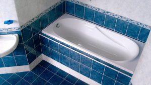 примыкание ванны