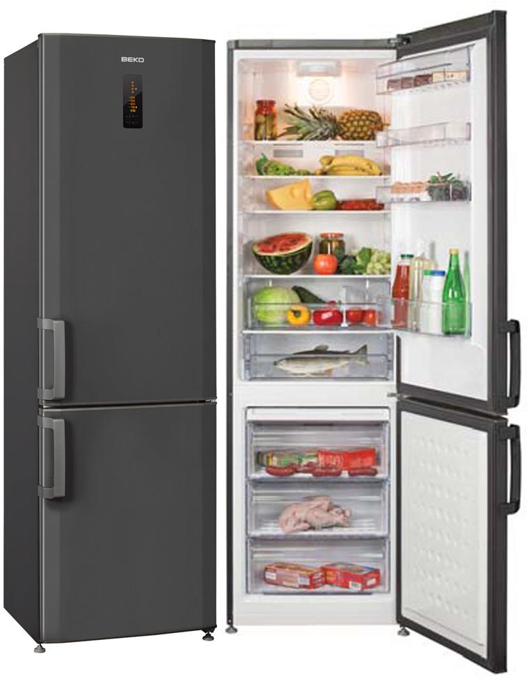 Холодильник с морозильной камерой внизу