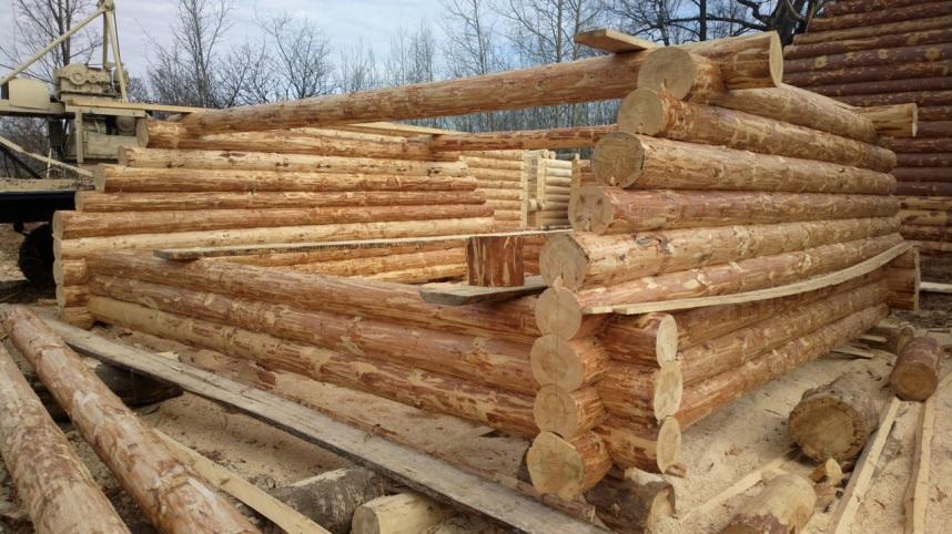 сосновая древесина