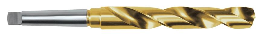 Конический хвостовик сверла по металлу