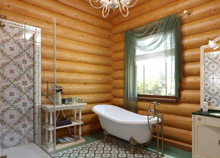 Правильное устройство полов в ванной комнате деревянного дома