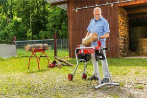 Использование дровоколов в быту и промышленности