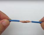 Соединение проводников