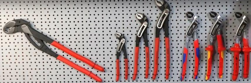 Переставные ключи KNIPEX
