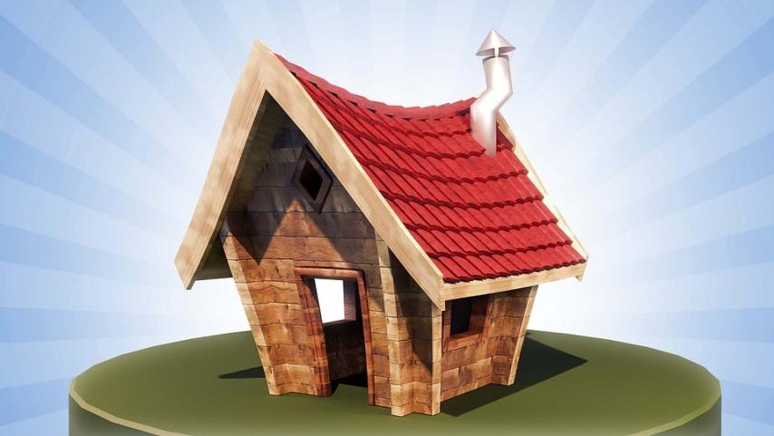 Правила ухода за деревянным домом