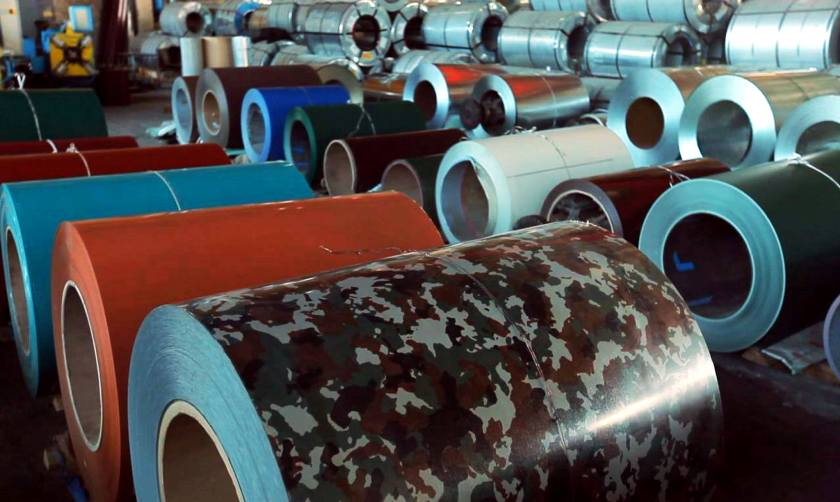 Основные достоинства рулонной стали с полимерным покрытием