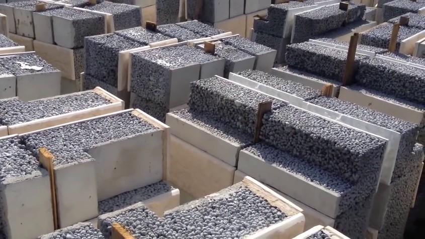 Использование блоков из керамзитобетона