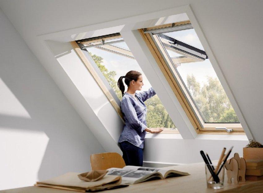Мансардные окна: преимущества конструкции и особенности приобретения