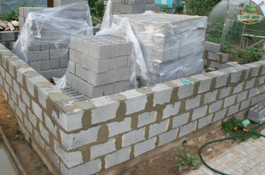 Главные характеристики блоков из керамзитобетона