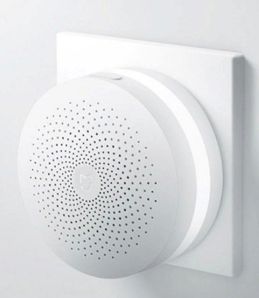 Модуль управления на стене