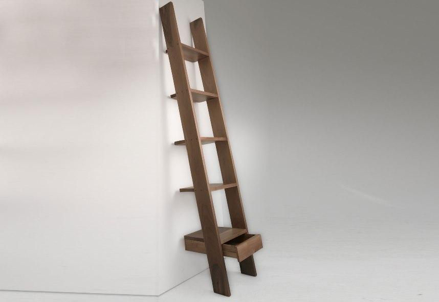 Удобство пользования приставной лестницей