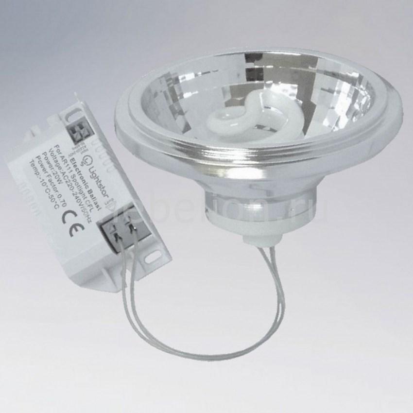 Одна из моделей люминесцентных ламп