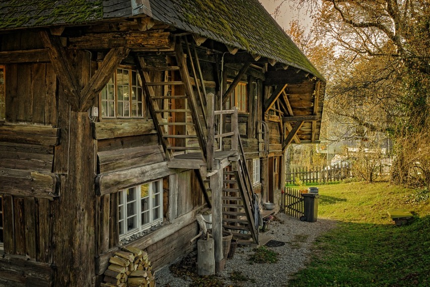 Методы сохранения тепла в деревянном доме