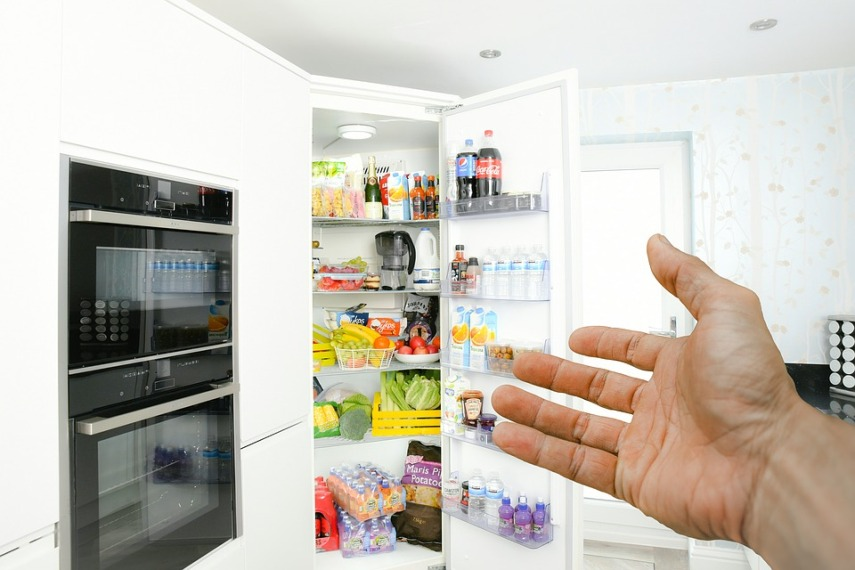 Правильное хранение продуктов в холодильнике