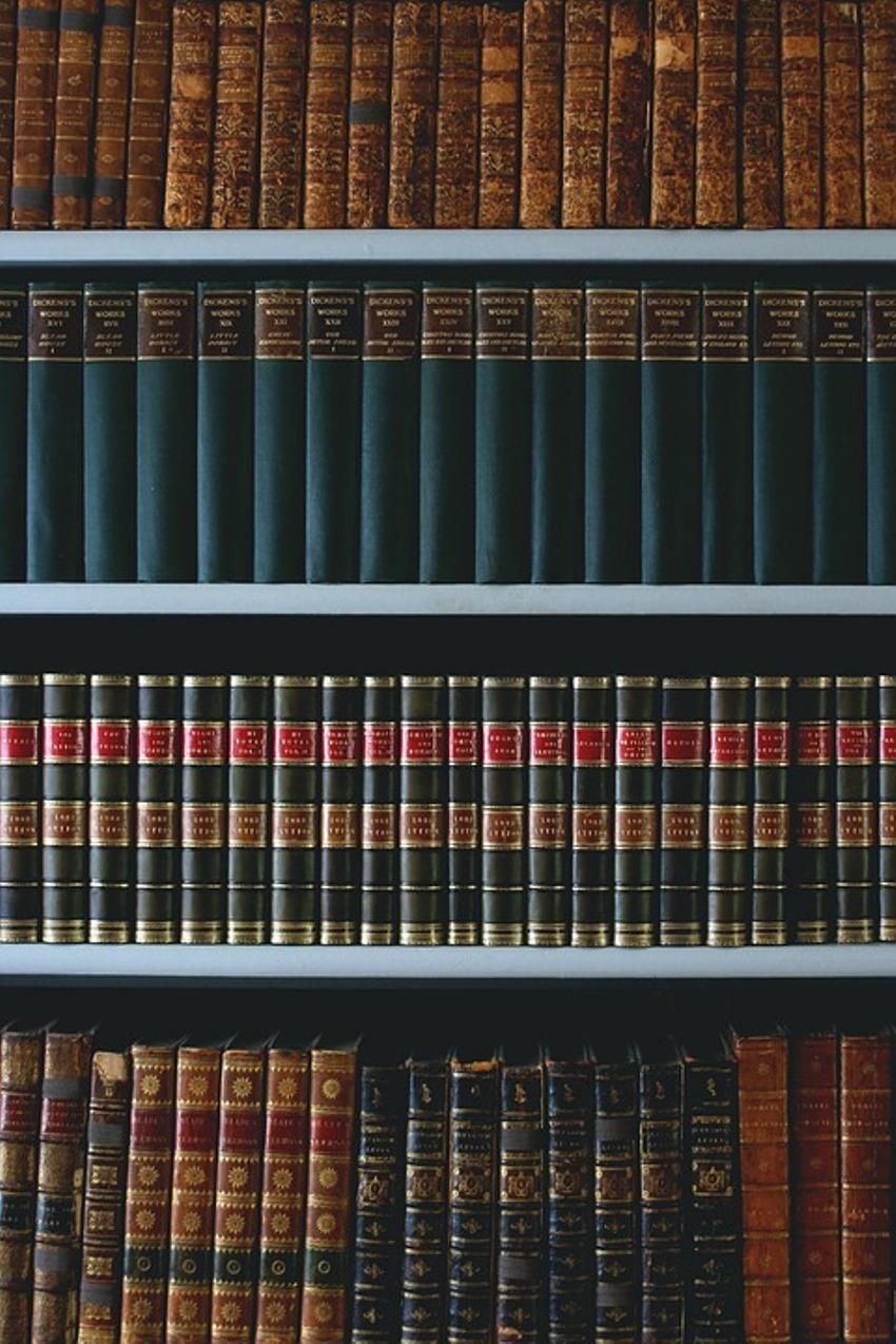 Как грамотно подобрать оптимальный вид книжного шкафа