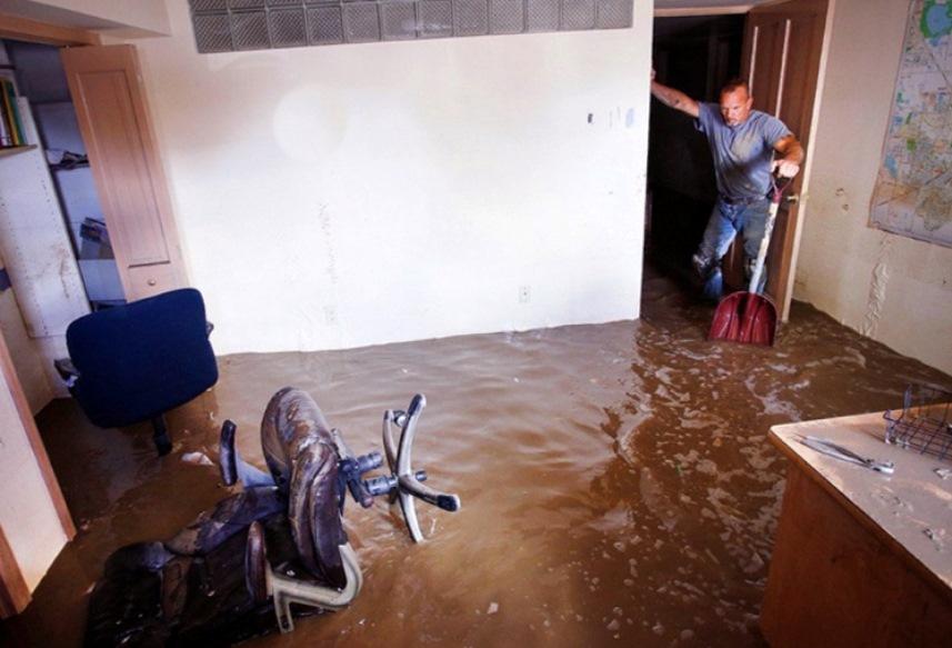 Я затопил соседей