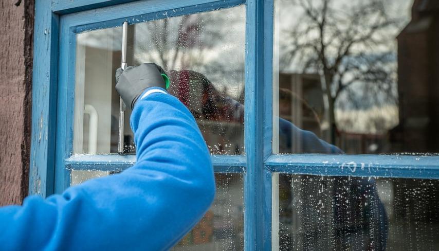 Как помыть окна быстро и эффективно