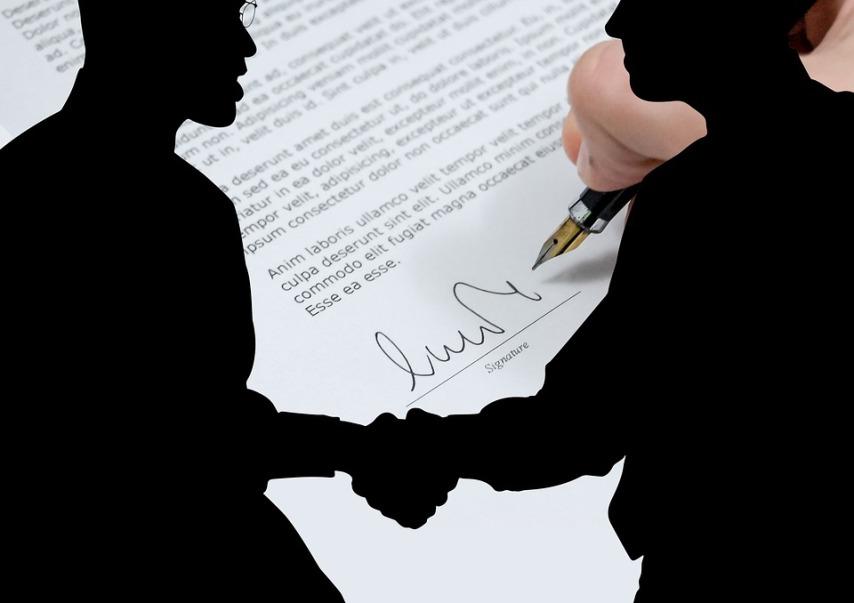 Договор на установку шкафа-купе