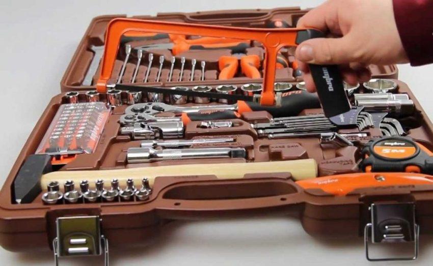 Варианты инструментов в качестве подарка