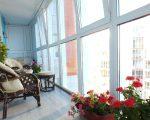 Некачественное остекление балкона