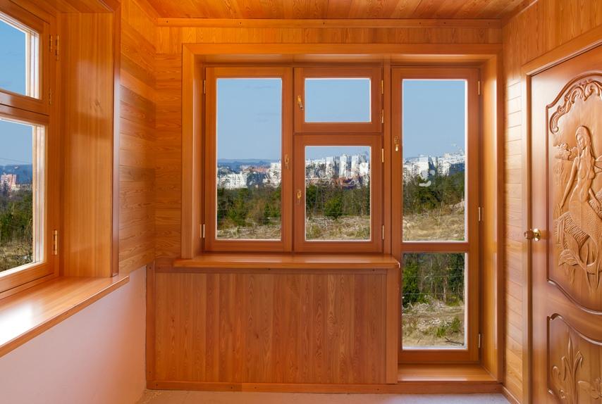 Положительные параметры деревянных окон