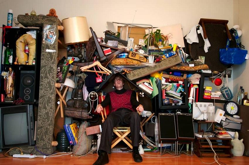Как очистить квартиру от ненужных вещей