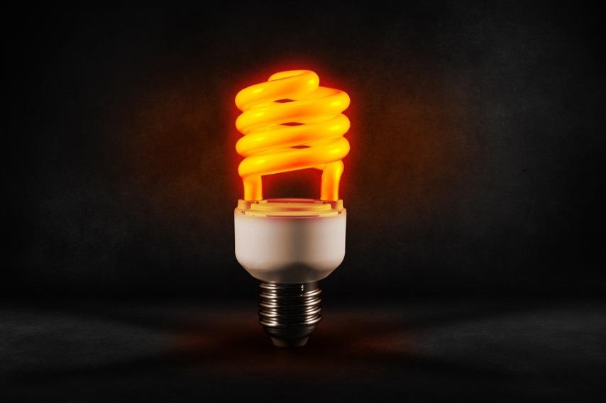 Лампочки, содержащие ртуть