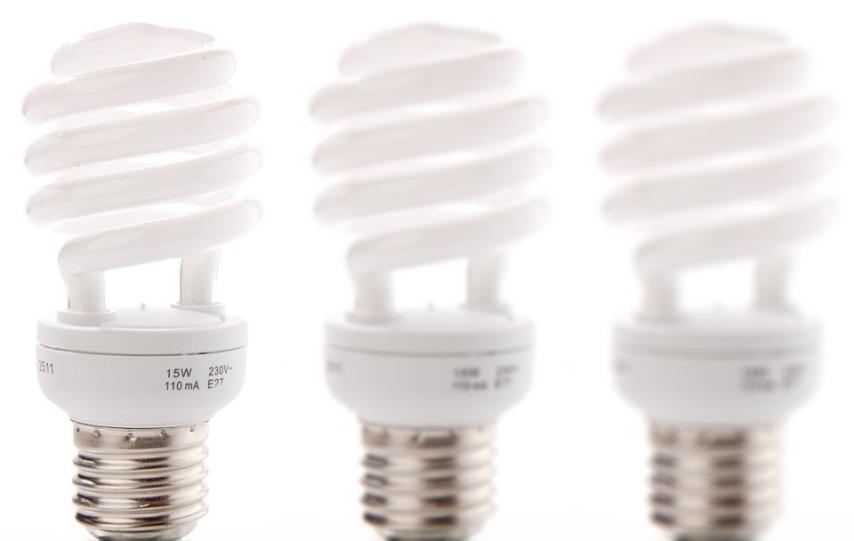 Особенности ламп, в состав которых входят ртуть