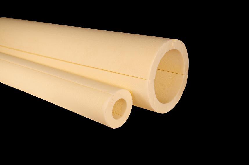 Пенополистирол для утепления труб