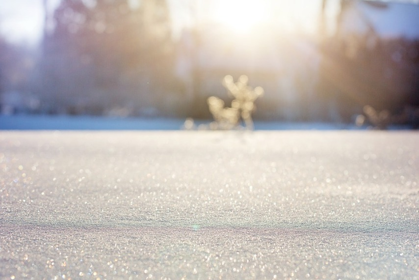 Что делать со снегом на участке?