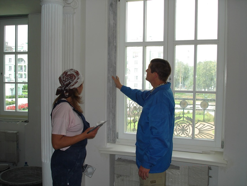 Контроль качества ремонта квартиры