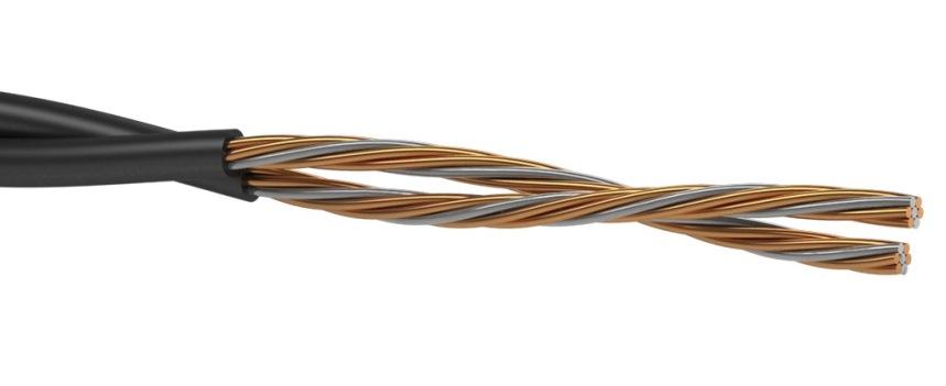 Полевой кабель связи