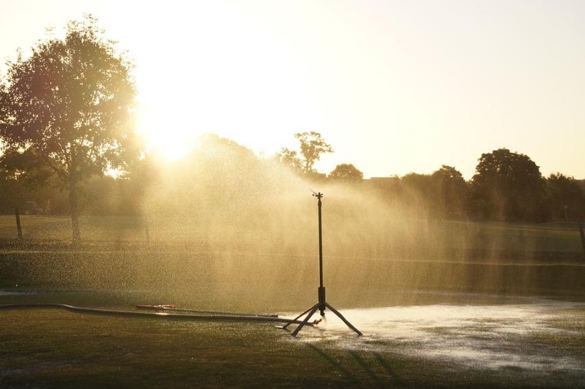 Дождевание как метод полива