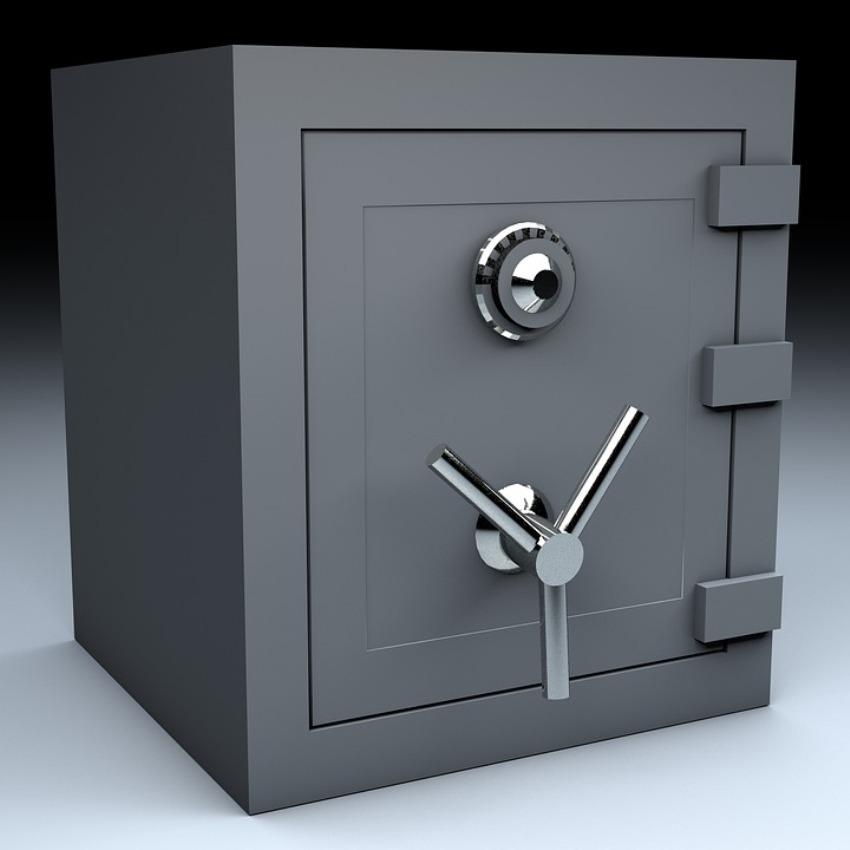 Место для хранения оружия в доме