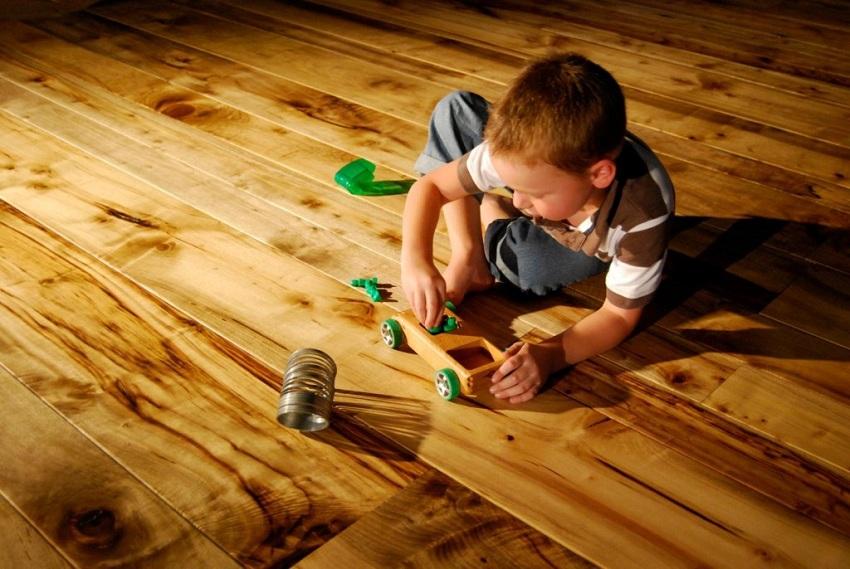 5 способов создать уникальный деревянный пол