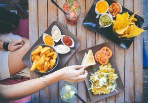 Фитнес менюобеспечит энергией и сократит потребление калорий