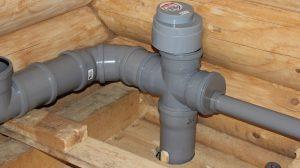 Вентиляционный клапан для канализации