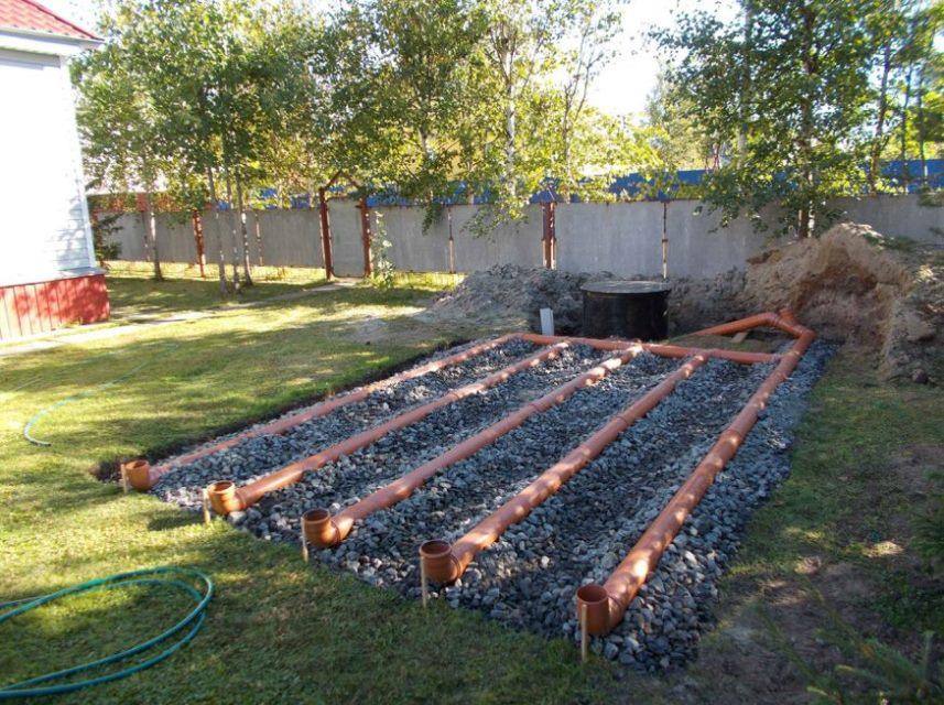 Как сбросить сточные воды в грунт на легальных основаниях