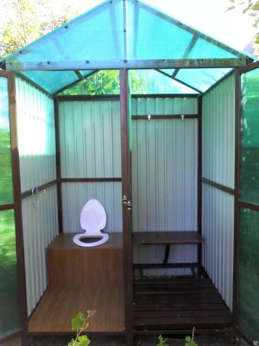 Совмещенный душ и туалет