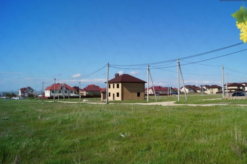 Инфраструктура участков под строительство