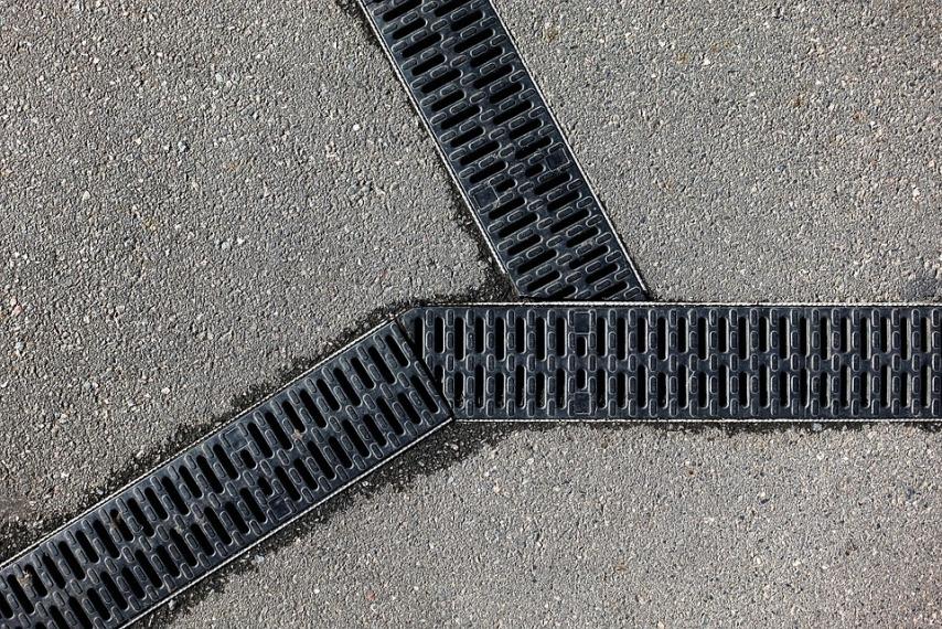 Решетки на канавки