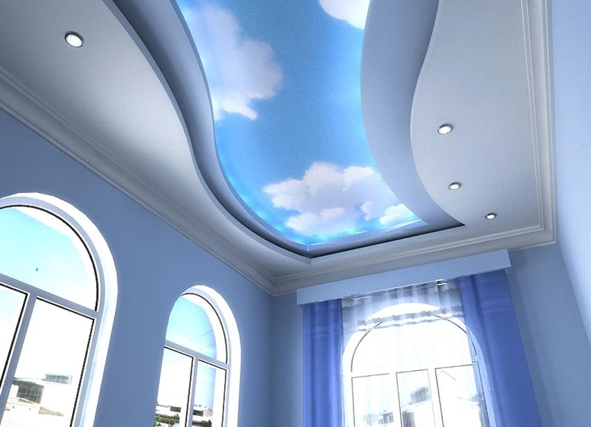 Вставка на потолке