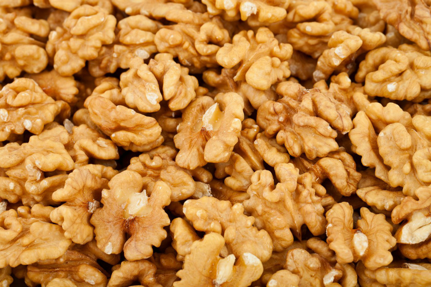 орехи против стресса